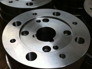 Stainless Steel Flange for Ball Valve