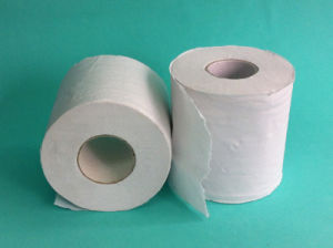 450sheet 100% Recycle Toilet Tissue Paper pictures & photos