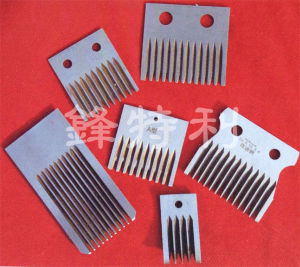 Tire and Rubber Shear Blades Tire and Rubber Cutting Blades/ Ircular Shear Blade (7858) pictures & photos