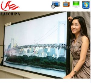 "Eaechina 70"" Large Screen All in One PC TV WiFi Bluetooth Infrared Touch Wall-Mounted Designed Metal Brushed Aluminum Frame pictures & photos"