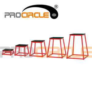 Great for Cross Training, MMA Plyometric Platform Box (PC-PB1001) pictures & photos