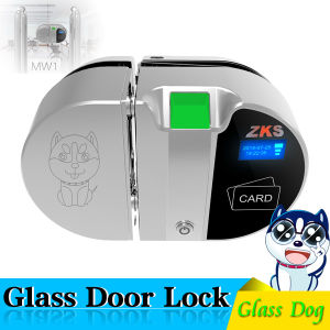 Biometric Security Lock Used for Glass Door