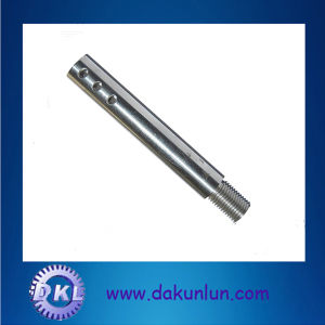 Stainless Steel Thread Shaft with Holes (DKL-S039)