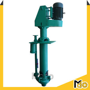 4′′ Outlet 40mm Centrifugal Vertical Slurry Pump pictures & photos
