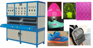 Kpu/PU/TPU Shoes Cover/ Upper Machine Manufacturer 23 Years pictures & photos
