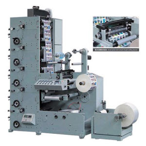 Automatic Flexographic Printing Press Machine pictures & photos