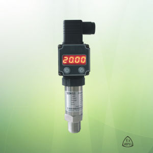 Pressure Sensor with LED Display (STK131)