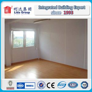 Flat Pack Container House for Temporary Living pictures & photos