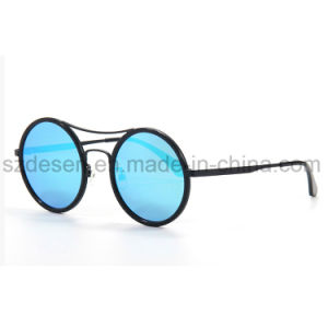 High Quality Round Frame Antique Sunglasses with Factory Price pictures & photos