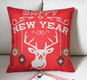 Manufacturer Wholesale Printed Christmas Cushion