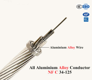 Electrical Bare Overhead Alloy Aluminium Alloy AAAC Conductor Cable pictures & photos