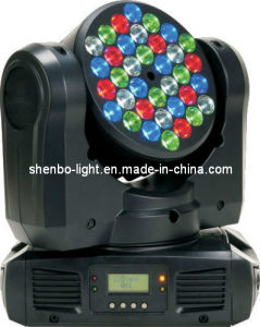 36PCS*3W LED Moving Head Stage Disco Light