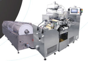 Soft Gel/Softgel Encapsulation Machine for Making Paintball (RYTM-250 Series III)