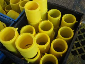 Supply Customed Nylon and Metal Bushing pictures & photos