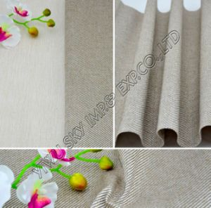 Hot Sale Plain Dyed Furnishing Fabric 150cm Width pictures & photos