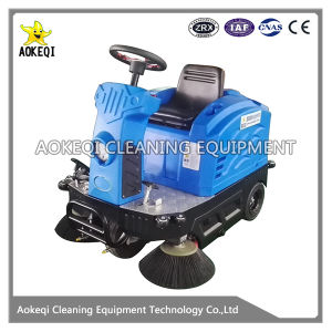 China Industrial Small Ride On Floor Sweeper China Floor Sweeper - Small industrial floor cleaning machines