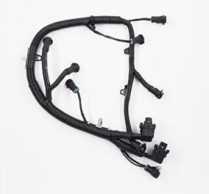 china fuel injector jumper wiring harness for 6 0l ford 03 07 rh tuyitrade en made in china com