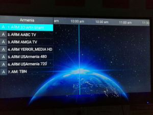 Newest IP TV Set Top Box X92 Amlogic S912 Anroid6.0 Free to Air TV Box pictures & photos