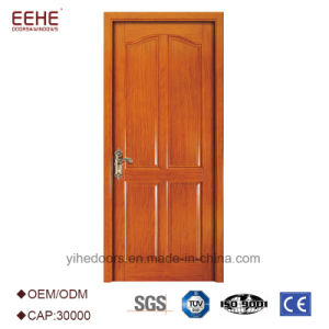 China Cheap Single Wooden Door Design Philippines China Solid Wood