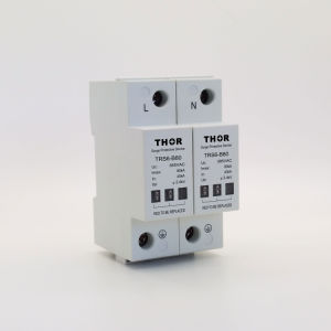 AC Power Surge Arrester Surge Protector for CE pictures & photos