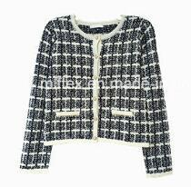 Round Neck Cardigan for Women