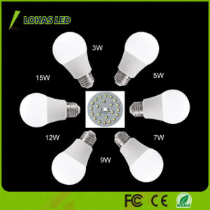North America Market A19 Dimmable LED Light Bulb 3W 5W 6W 9W 10W 12W 17W LED Bulb with Ce RoHS UL