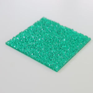 China Grade a Plastic Building Colored Polycarbonate Embossed Sheet ...