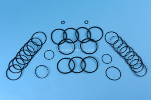 NBR Nitrile Butadiene Rubber O Ring pictures & photos