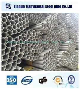 316L Stainless Steel Pipe /Seamless Steel Pipe pictures & photos