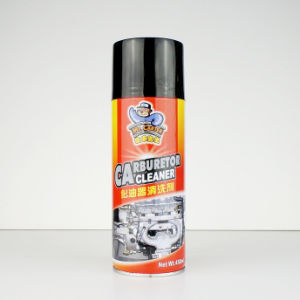 Aerosol Carburetor Cleaner Spray for Car