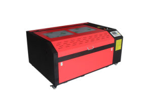 Liaocheng Factory Supply 9060 900*600mm CO2 Laser Cutting Engraving Machine for Acrylic Wood Leather Fabric Paper