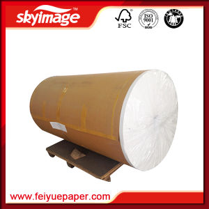 45GSM Quick Dry Sublimation Printing Paper Roll for High Speed Printing pictures & photos