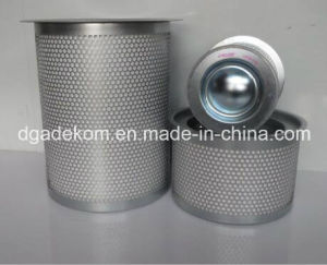 Oil Filter Element Rotary Screw Air Compressor Spare Parts pictures & photos