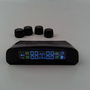 Tire Pressure Monitoring System Auto Parts Solar External TPMS for Car USB Solar Charge pictures & photos