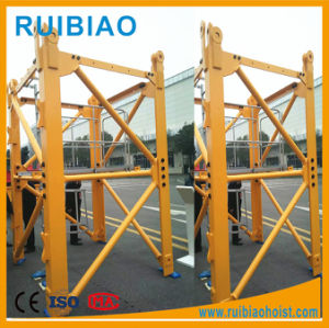 China Manufacturer Construction CE Certifiedtower Crane pictures & photos