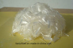 Polypropylene Monofilament (PP Fiber) for Concrete Reinforcement pictures & photos