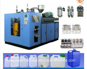 Automatic Hollow Blow Extruding Machine pictures & photos