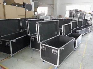 Transport Road Case for Audio Power Cables