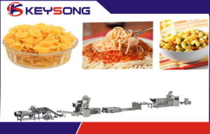 Extruded Pasta Macaroni Food Extrusion Machine pictures & photos