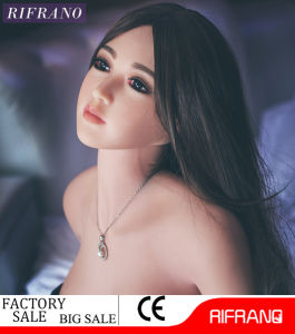 165cm Breast High Quality Solid Silicone Sex Doll for Sex pictures & photos