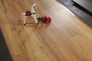 12mm U-Groove Lamianted Floor pictures & photos