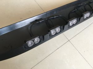 J208 Lantsun ABS Bonnet Protector with LED Fits for Jeep Wrangler Jk Jku 07+ pictures & photos