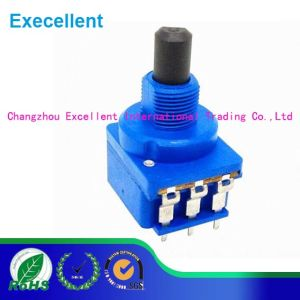 17 mm Large Current 10A Rotary Switch Potentiometer
