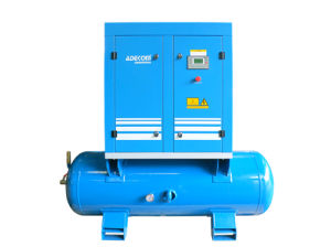 Industrial Rotary Air Cooling Lubricated Compact Screw Compressor (K4-13D) pictures & photos