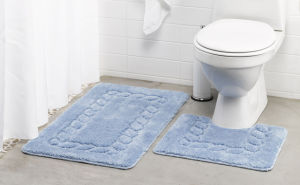 Microfiber Non Slip Bath Bathroom