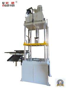 SGS Oil Press Machine with Take-Upstockpan