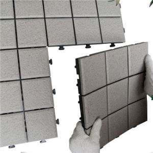 Villas Ceramic Interlocking Floor Tile