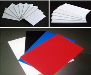 1mm-30mm White PVC Foam Board pictures & photos