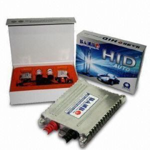 HID Conversion Kit With 2 PCS 35W Bulbs and 2 PCS Ballast