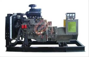 Diesel Generator with Steyr Engine